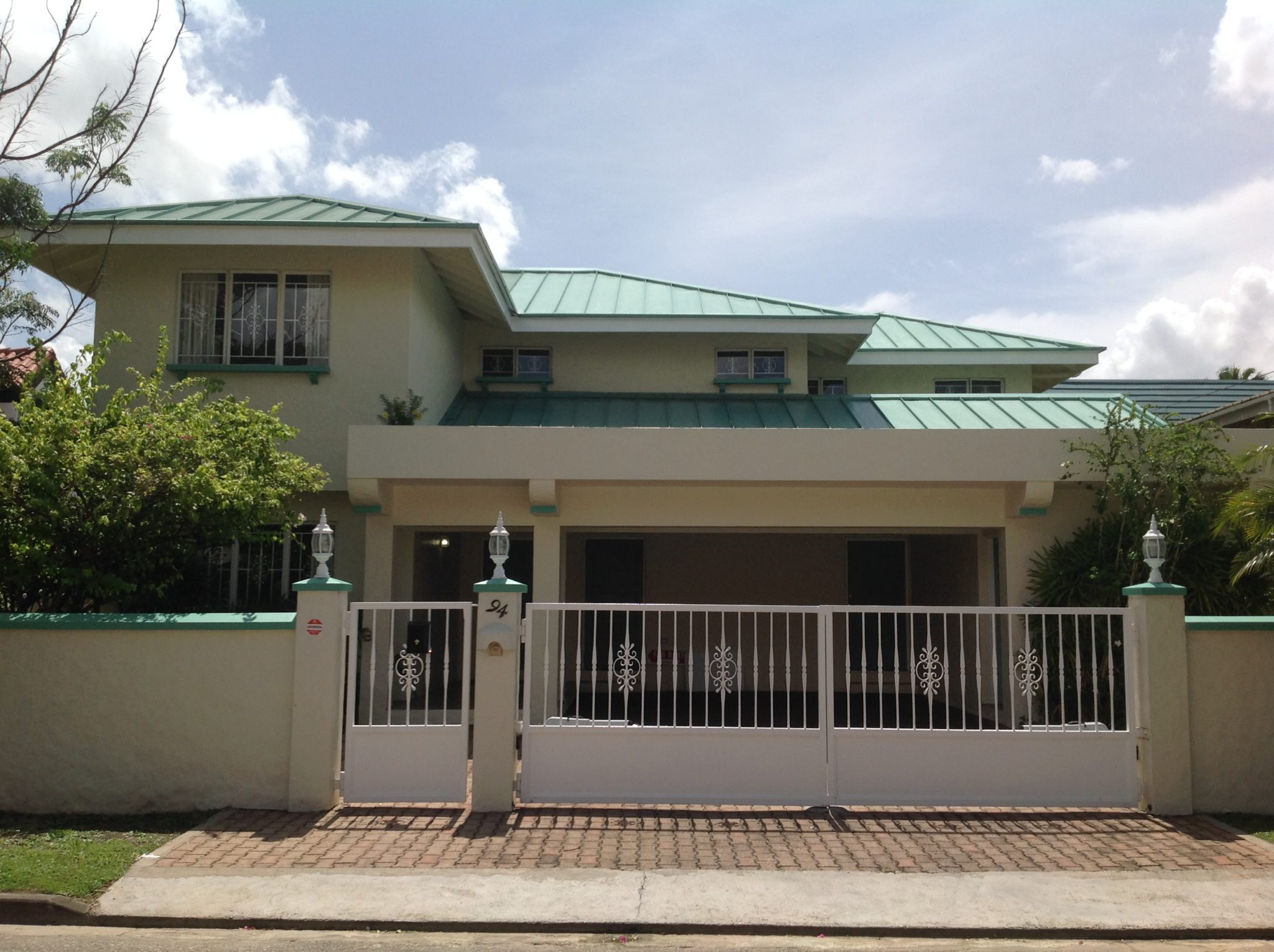 Trinidad and tobago property for sale autos post for Trini homes