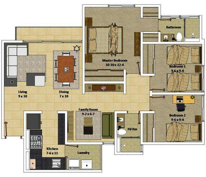 West Hills Apartments